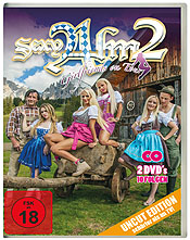 Sexy Alm 2 [2Disc Uncut-Edition]